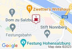 Cafe Sezession - Karte
