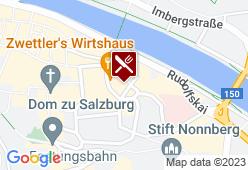 Pfeiferstüberl - Karte