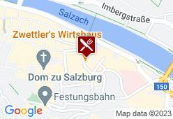 Gasthaus Zwettler's - Karte