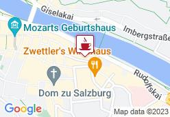 Cybar Internetcafe - Karte