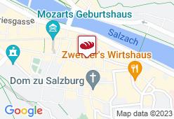 Café Konditorei Fürst - Karte