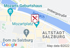 K + K am Waagplatz - Karte