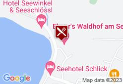 Ebner's Waldhof am See - Karte