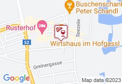 Römerzeche Heurigenrestaurant - Karte