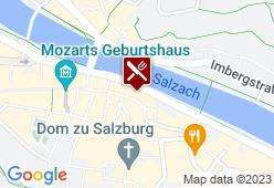 Zum Mohren - Karte