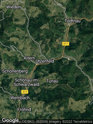 Google Map of Utzenfeld