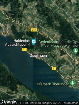 Google Map of Sipplingen