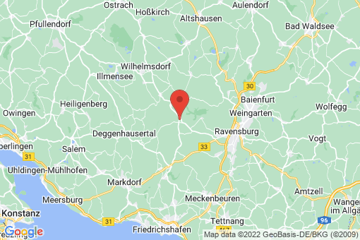 Karte Horgenzell