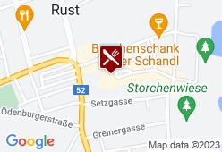 Mooslechners Rusterhof - Karte