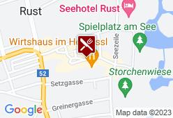 Wirtshaus im Hofgassl - Karte