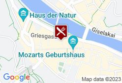 Gasthaus Wilder Mann - Karte