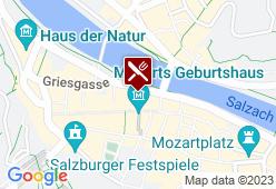 Zum Eulenspiegel - Karte