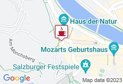 City Net Café - Karte