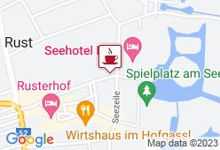 Café-Konditorei Seehof - Karte