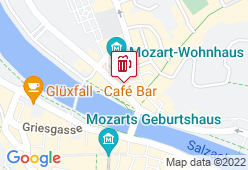 Stiegl's Weizzz - Karte