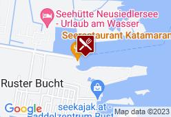 Katamaran - Seerestaurant - Karte