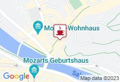 Café Restaurant Wasserfall - Karte