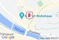 Gablerbräu - Karte