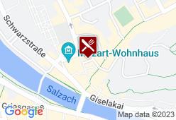 Mattseer Stiftskeller - Karte