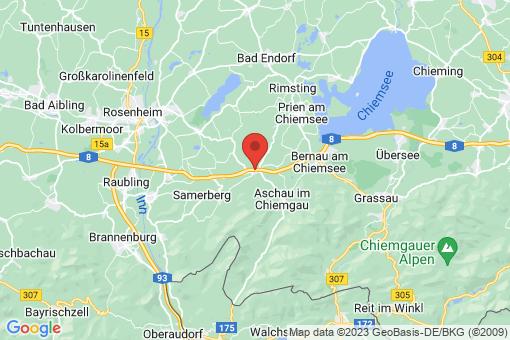 Karte Frasdorf