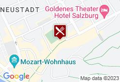 Gasthof Alter Fuchs - Karte