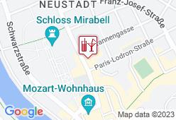 Sprizzerol - Karte