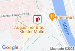 Augustiner Bräu - Karte