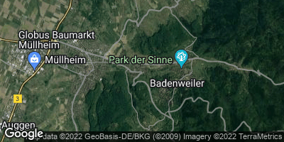 Google Map of Niederweiler