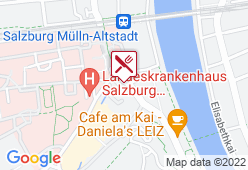 Gasthof Krimpelstätter - Karte
