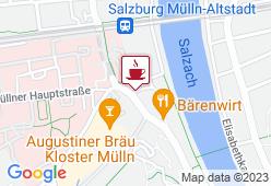 Café Wohnzimmer - Karte