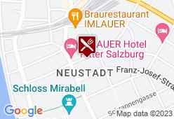 La Bruschetta Salisburgo - Karte