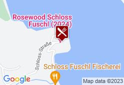 Hotel Schloss Fuschl - Karte