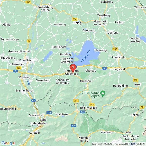 DAV-Kletterzentrum Bernau der Sektion Prien