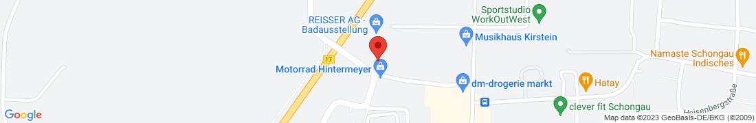 BayWa Haustechnik Reißmann Anfahrt
