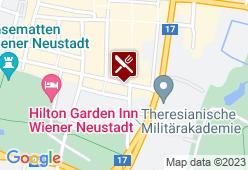 Altes Backhaus - Karte