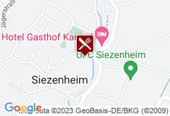 Landgasthof Allerberger - Karte