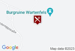 Forsthaus Wartenfels - Karte