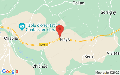 3 Rue des Fourneaux, 89800 Fleys, France