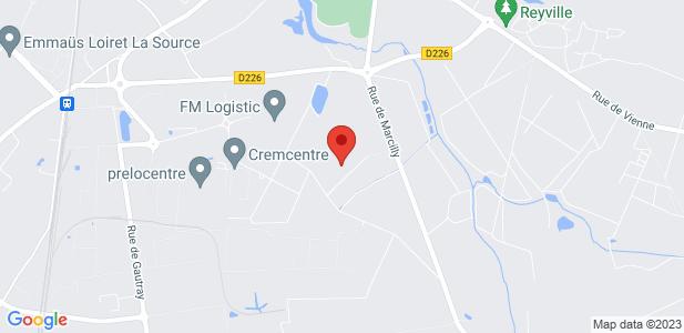 Bureaux de 2 000 m2 divisibles à louer - Loiret (45)
