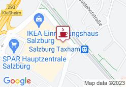 Café Cappuccino - Karte