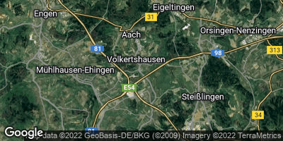 Google Map of Volkertshausen