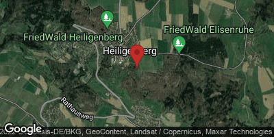 Google Map of Heiligenberg