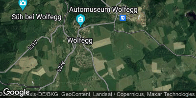 Google Map of Wolfegg