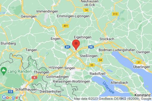 Karte Volkertshausen