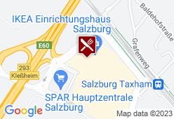 IKEA Restaurant Salzburg - Karte