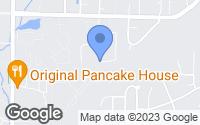 Map of Mill Creek, WA