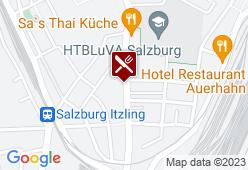 Itzlinger Hof - Karte