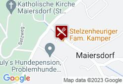 Stelzenheuriger Gasthof Fam. Kamper - Karte