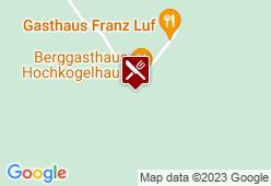 Hochkogelhaus - Karte