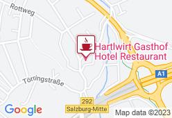 Hartlwirt - Karte
